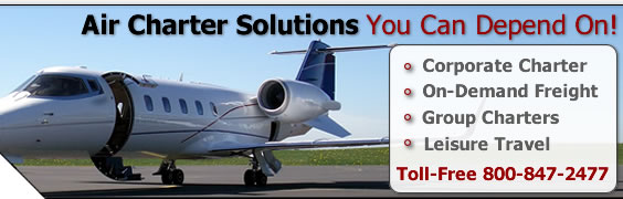 Air Charter Solutions from US Skylink